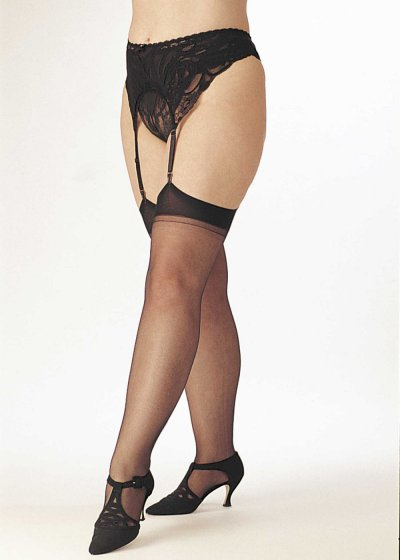 Plus Size Stockings Bl