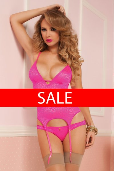 Erotické prádlo XXL Candy 9917X
