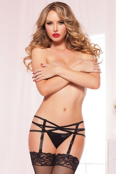 STM Strap Me In Garter Belt 9980X