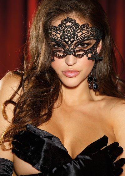 90348 Venice Mask Blac