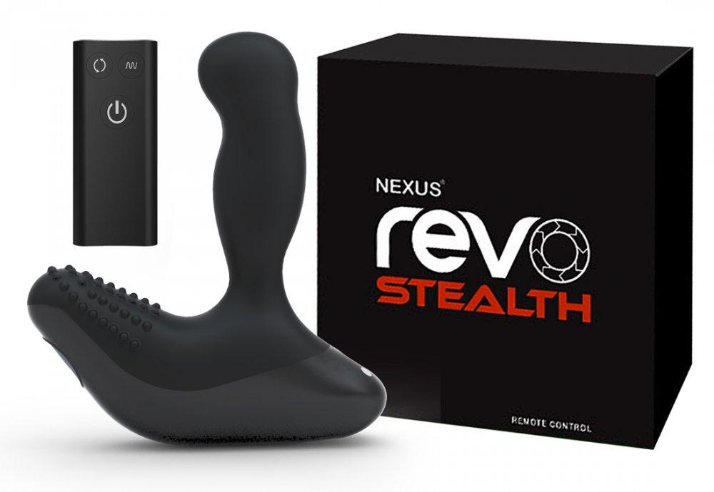 revo Stealth - masáž prostaty Nexus