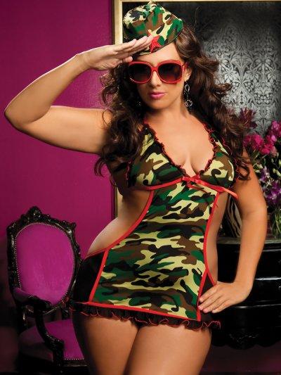Kostým vojačka 9365X
