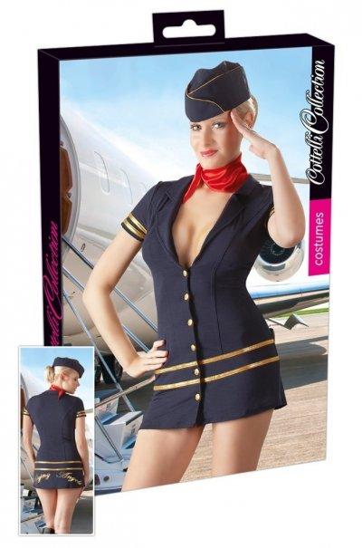 Sexy kostým letuška