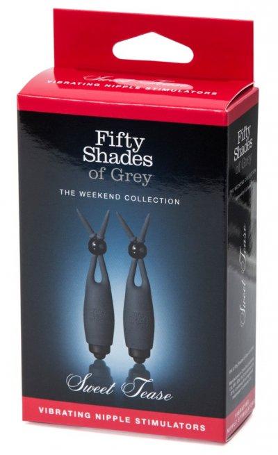 Vibrační závažíčka Fifty Shades Sweet Torture
