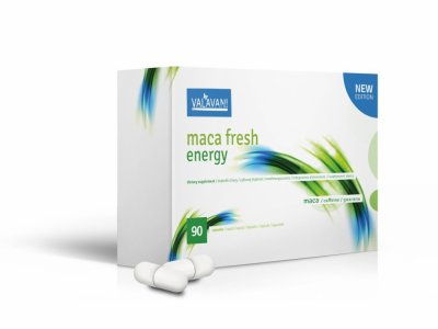 Maca fresh energy 90 kapslí