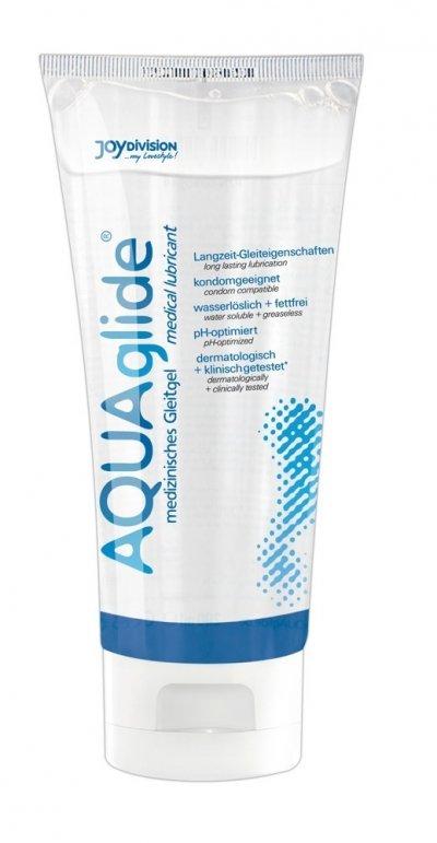 Aquaglide 200ml lubrikační gel
