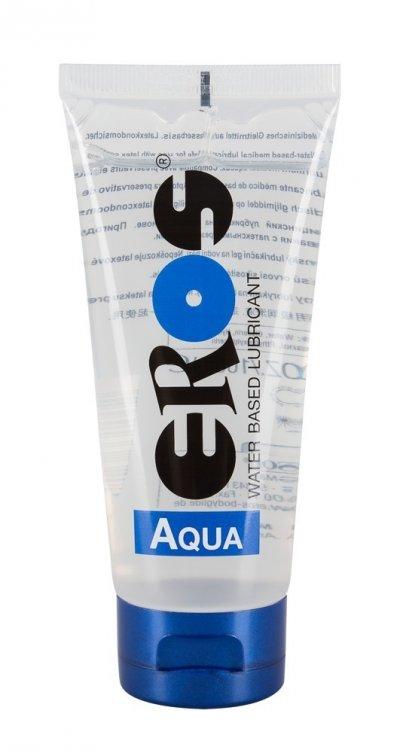 Eros aqua lubrikační gel 100ml
