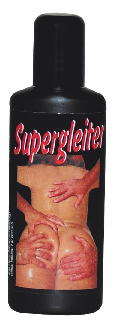Masážní olej Supergleiter 50ml