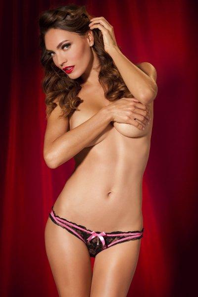 Romantické kalhotky Showgirl 1102