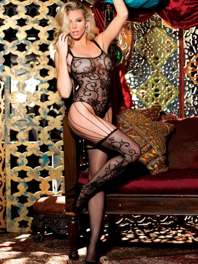 90301 Bodystocking Bla