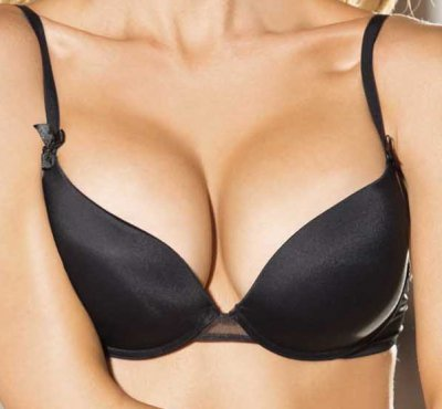HOLLYWOOD PUSH UP BRA