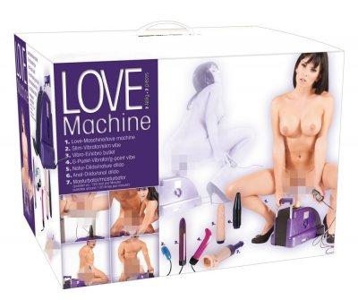 Šukací stroj - Love Machine