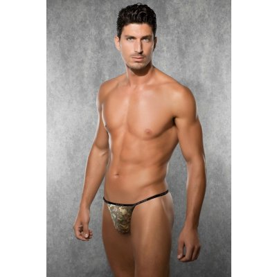 Camouflage Men's Thong