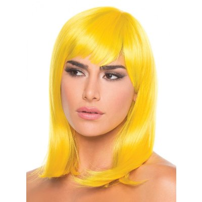 Doll Wig - Yellow