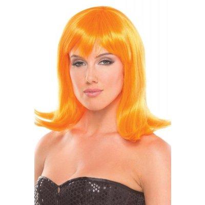 Doll Wig - Orange
