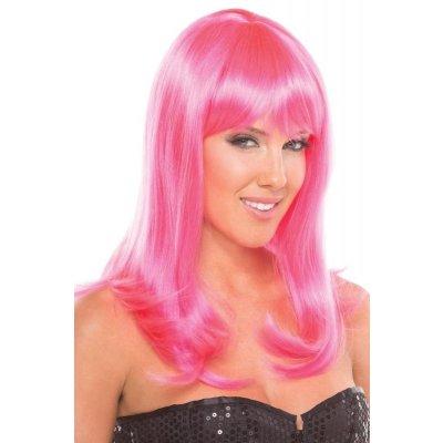 Hollywood Wig - Pink