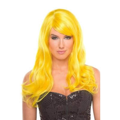 Burlesque Wig - Yellow